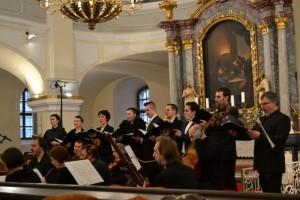 Koncert súboru Solamente Naturali Bratislava na Veľkonočnú nedeľu, Foto: Tatiana Horvátová