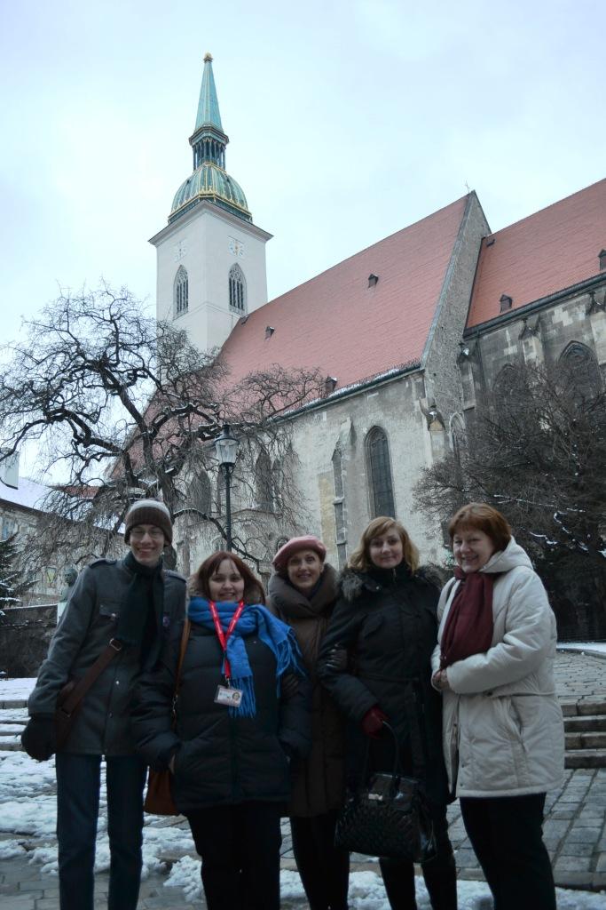 Vlastivedná vychádzka po miestach historického centra Bratislavy spojených s pôsobením evanjelickej cirkvi, Foto: Tatiana Horvátová