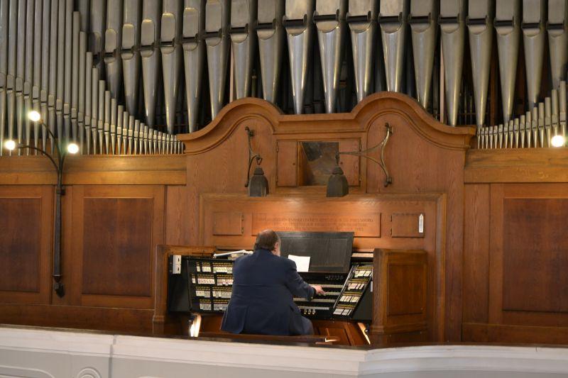 Zbierka na organ
