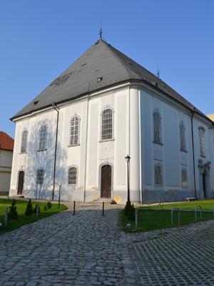 Veľký kostol, Foto: Tatiana Horvátová