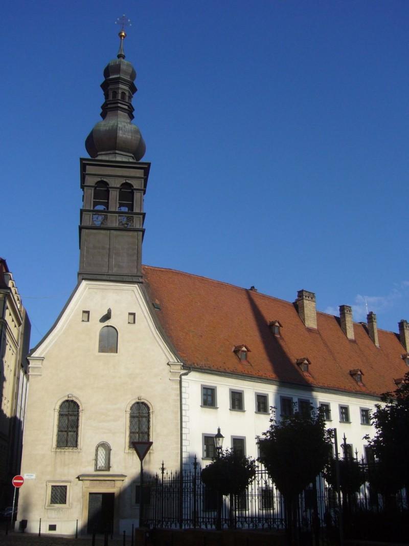 Uršulínsky kostol, Foto: Tatiana Horvátová