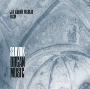 Organové skladby R. Berger, M. Bázlik a J. Beneš; interpret J. V. Michalko